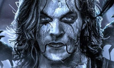 Jason Momoa The Crow Reboot Major Change Up