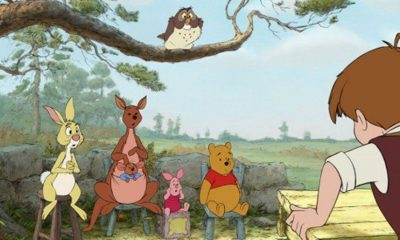 Winnie The Pooh Getting Live Action Movie with AI Twist