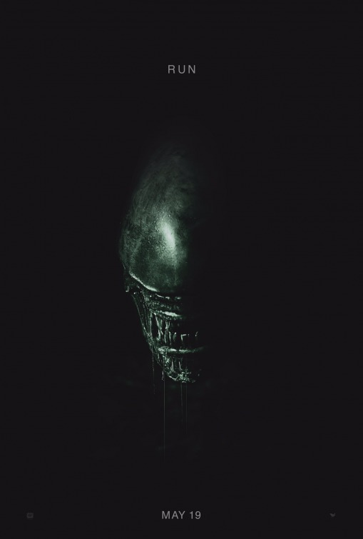ALIEN: COVENANT Poster Sports New Release Date