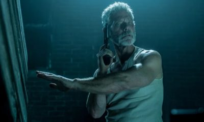 Don't Breathe 2 In The Works; Don't Breathe Coming to DVD/Blu-ray