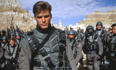 Starship Troopers Reboot Closer to Robert Heinlein Novel