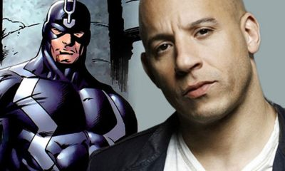 Inhumans Gets TV Series; Vin Diesel Playing Black Bolt Unlikely