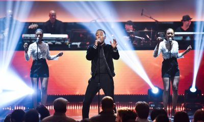 John Legend, Chaka Khan Head Up SHOWTIME at The Apollo