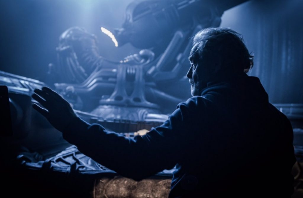 Alien: Covenant: The BUZZ Is Starting