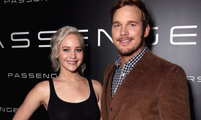 Radio DJ Offends Jennifer Lawrence + Chris Pratt; Stars End Interview