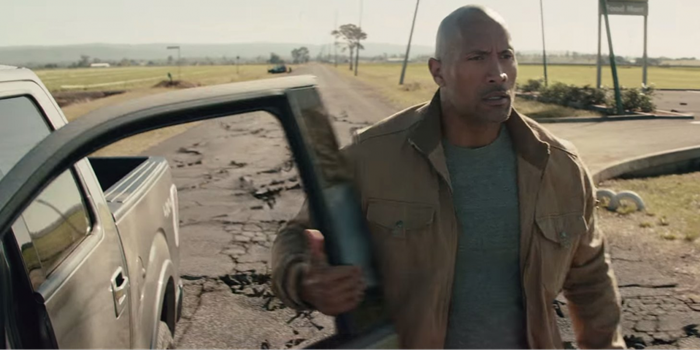Rampage Movie Gets San Andreas-Esque Build
