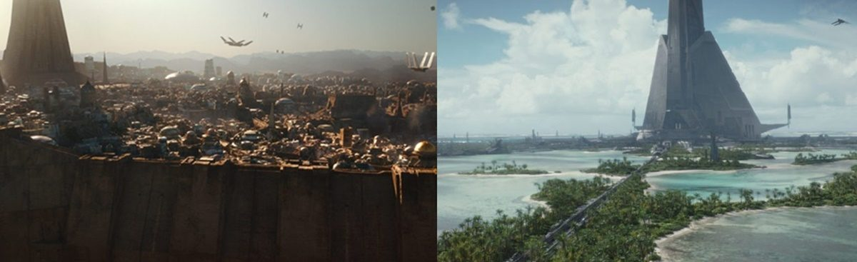 Rogue One Planets: What to Expect