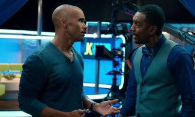 Shemar Moore Talks His Movie The Bounce Back