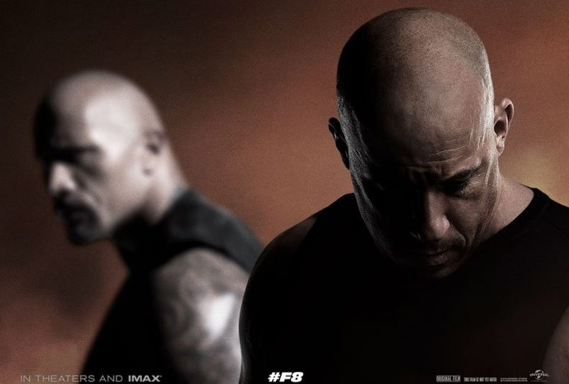 The Fate of the Furious First Look Trailer