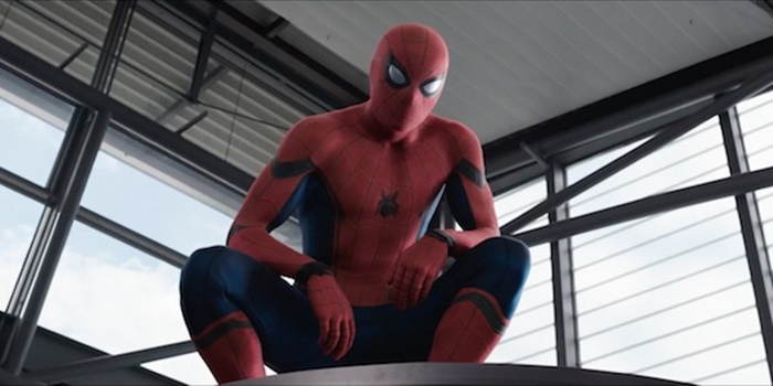 Spider-Man: Homecoming First Look Trailer