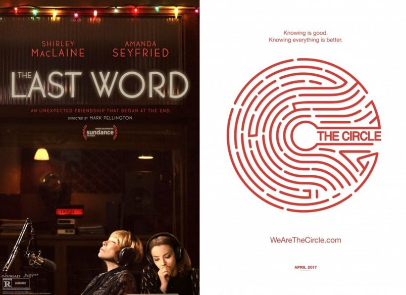 TRAILERS: Unforgettable, The Last Word + The Circle