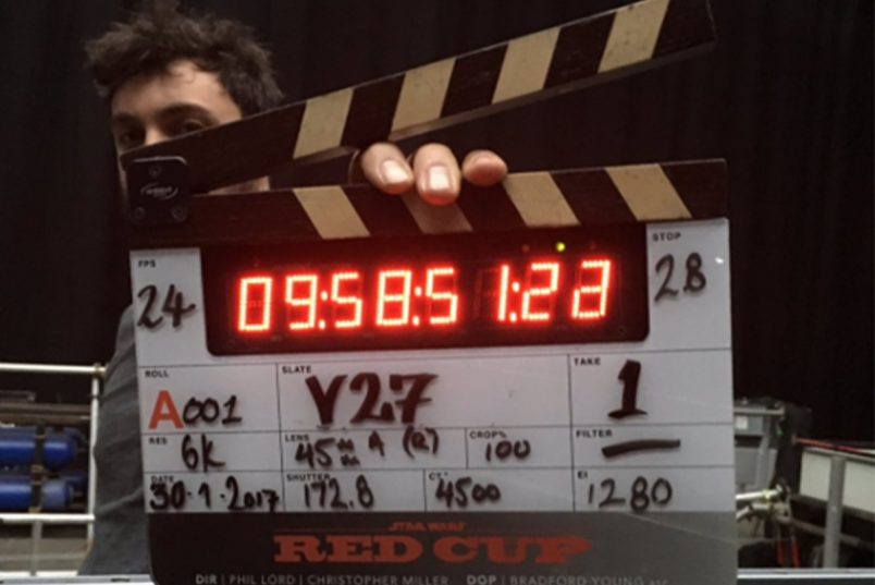 Young Han Solo Movie Officially Filming
