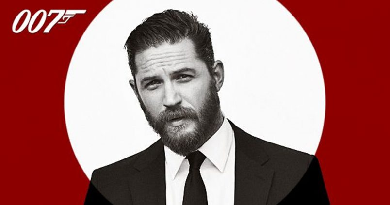 Tom Hardy Tied To James Bond Rumors