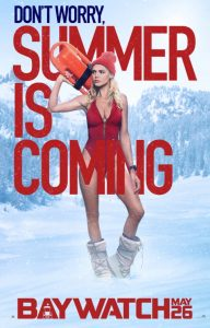 Baywatch Motion Posters Heats Up Winter
