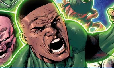 Green Lantern Corp Hires Two Renowned Writers