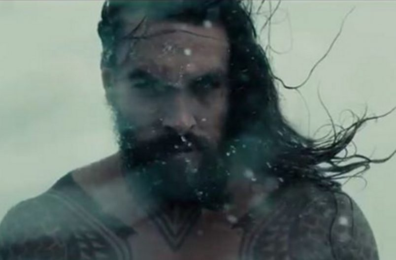 "Jason Momoa Says ""Aquaman Is Out of The World"""