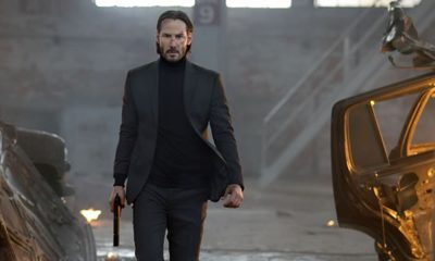 Keanu Reeves 'Loves Playing John Wick'
