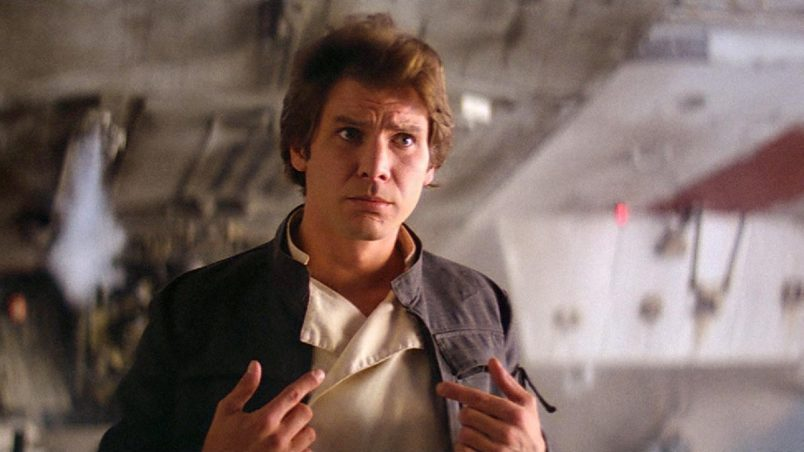 Han Solo Movie Just Cast it's First Fleabag