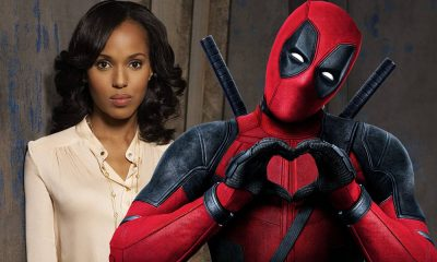 Kerry Washington To Play Deadpool's Domino
