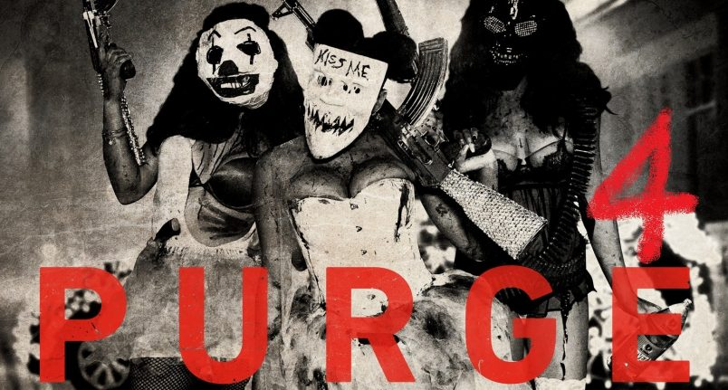 The Purge 4 In The Works