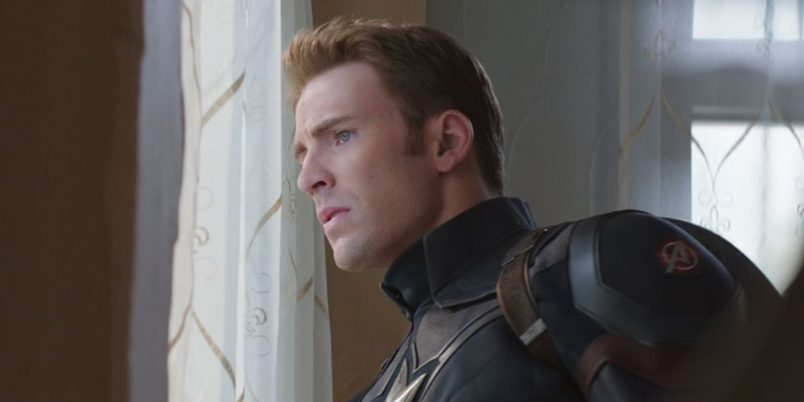 Is This The End for Chris Evans as Captain America