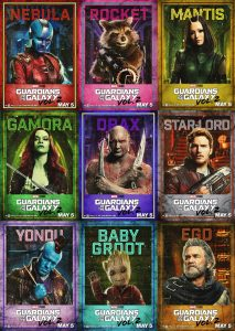 9 New Posters Makes Us Love Guardians of The Galaxy Vol 2