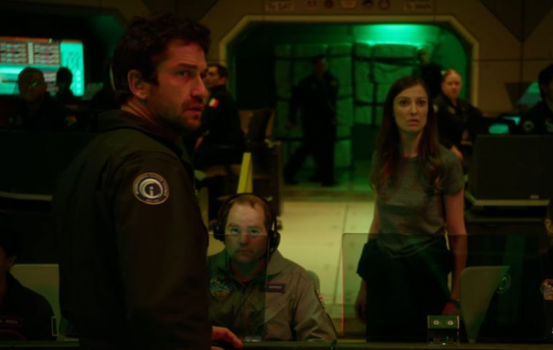 TRAILERS: Geostorm, The Outcasts, Warrior's Gate