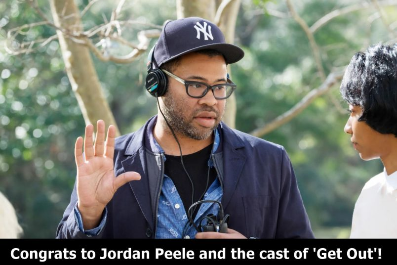 Jordan Peele Becomes First Black Writer-Director with a $100M Film Debut
