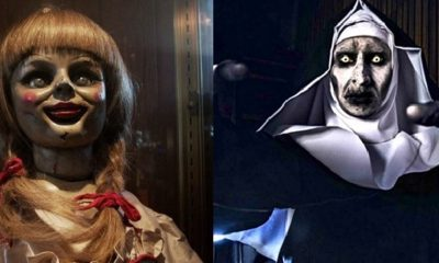 Conjuring Spin-offs: Annabelle 2 Trailer Tomorrow; The Nun Gets 2018 Release