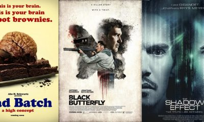 TRAILERS: Black Butterfly, The Shadow Effect, The Bad Batch