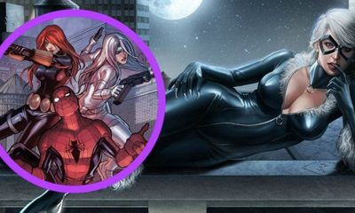 Spider-Man Spin-Off Silver Sable and Black Cat Happening