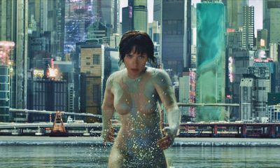 Ghost in The Shell Review: Visually Caputures The Anime Environment