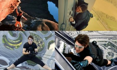 """Tom Cruise """"Training for a Year"""" for A New """"Mind-Blowing''MI6 Stunt"""