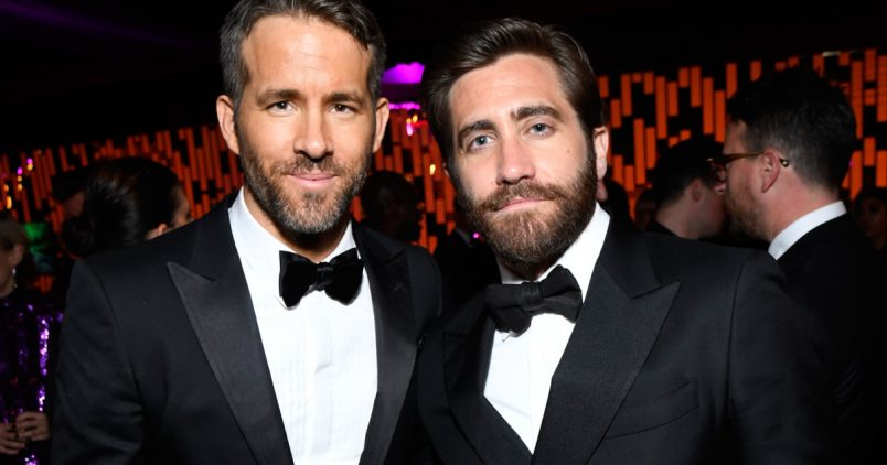 What We Learned About Life from Ryan Reynolds and Jake Gyllenhaal