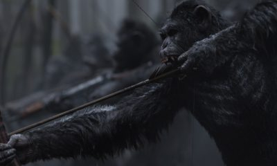 War for the Planet of the Apes Trailer: Apes vs Humans