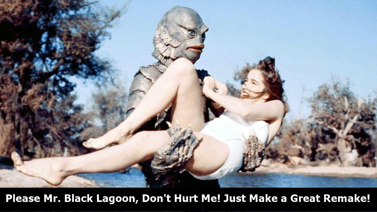 The Creature from the Black Lagoon Taps Aquaman Writer