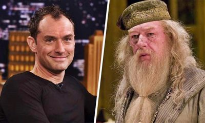 Jude Law to play Dumbledore in Fantastic Beasts sequel