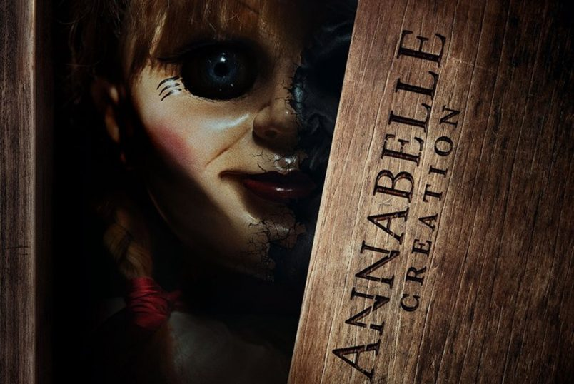 Annabelle: Creation Terrifying First Look Trailer
