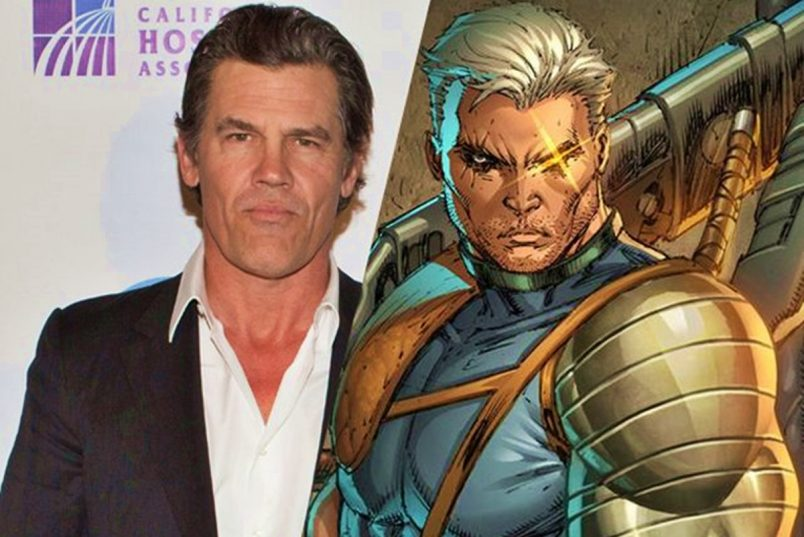 Josh Brolin Just Cast as Cable in Deadpool 2