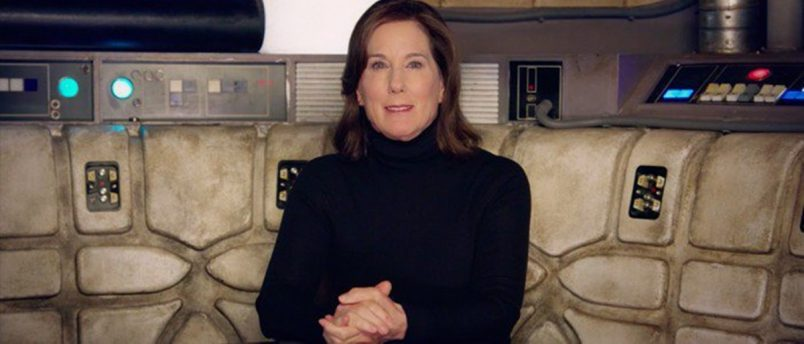 Kathleen Kennedy Sheds Light on Star Wars Going Past 9