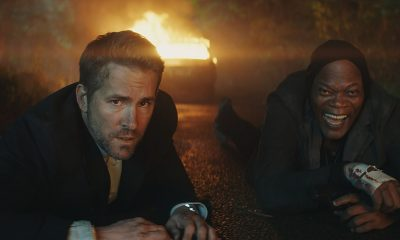 Jackson & Reynolds Team Up in Hitman's Bodyguard Trailer