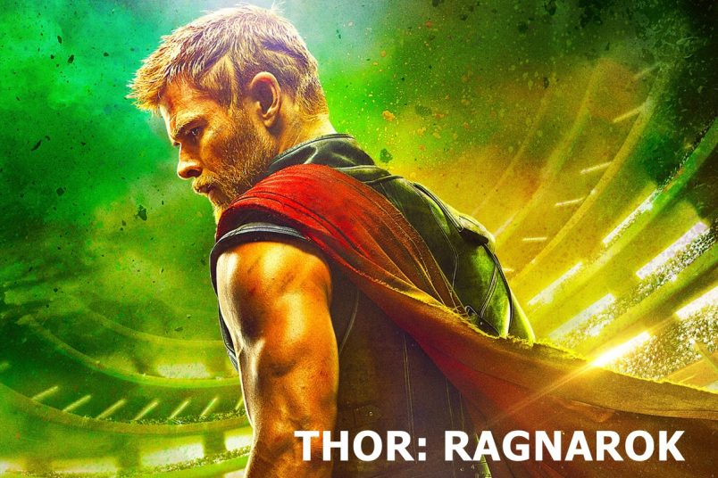 Marvel Studios THOR: RAGNAROK First Look Teaser Trailer