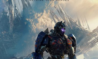 Transformers: The Last Knight Optimus Primes Fights Against Everyone