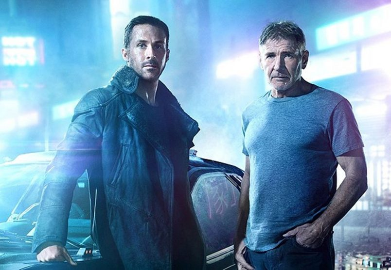 Blade Runner 2049 Is Visually Stunning