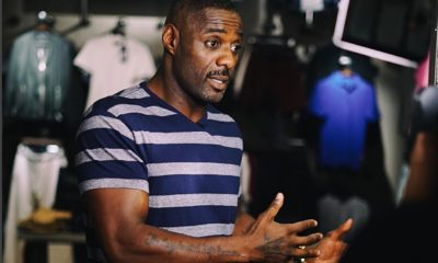 Police SHUT DOWN Idris Elba Open Auditions