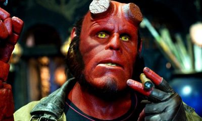 Ron Perlman Gives His Blessing to 'Hellboy' Reboot