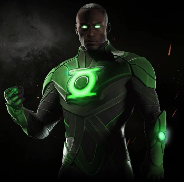 Tyrese Gibson Finally Cast as Green Lantern in Justice League