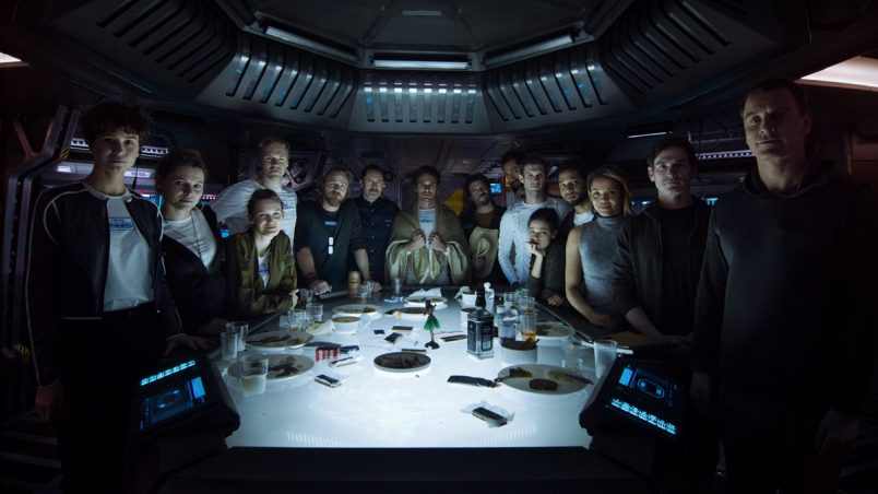Alien Covenant: 'MUTHUR' is Back To Her Old Antics