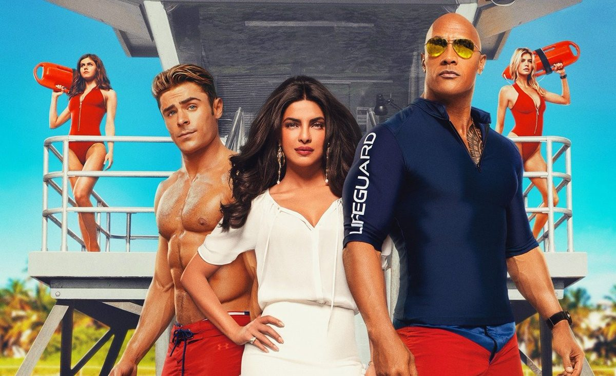 Our Balls Say Watch The Baywatch Red Band-Trailer