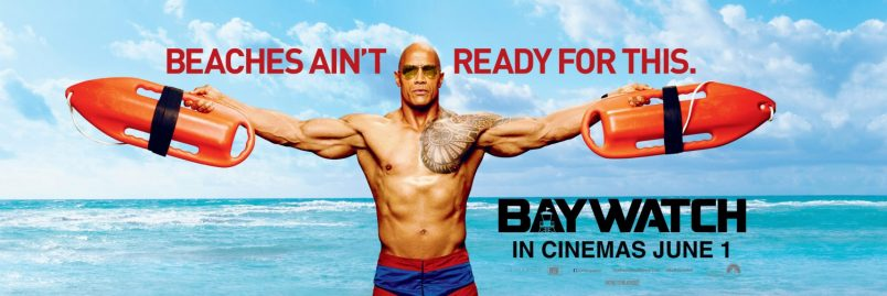 BAYWATCH Screening GIVEAWAY: ATL, CHI, DC, LA, NY